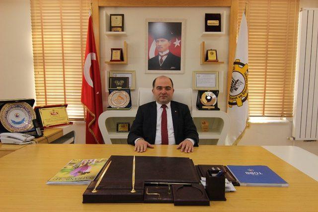 Safranbolu TSO Meclis Başkanlığı'nda Ünal dönemi