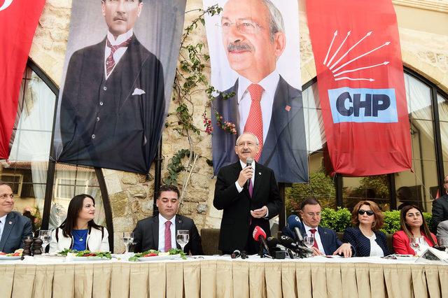 Kılıçdaroğlu: Kimyasal silah kullanmak insanlık suçudur (2)