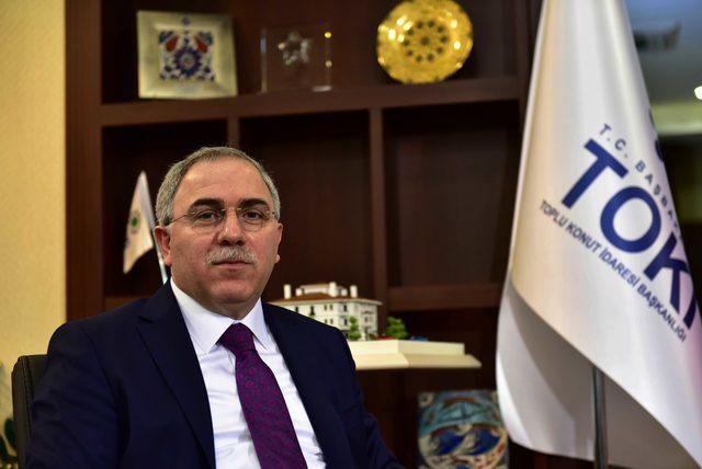 TOKİ'nin Kayaşehir konutlarına yoğun talep