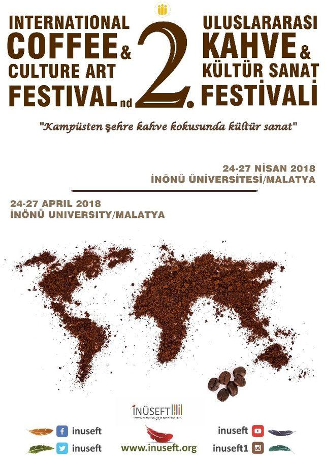 2.Uluslararası Kahve ve Kültür Sanat Festivali