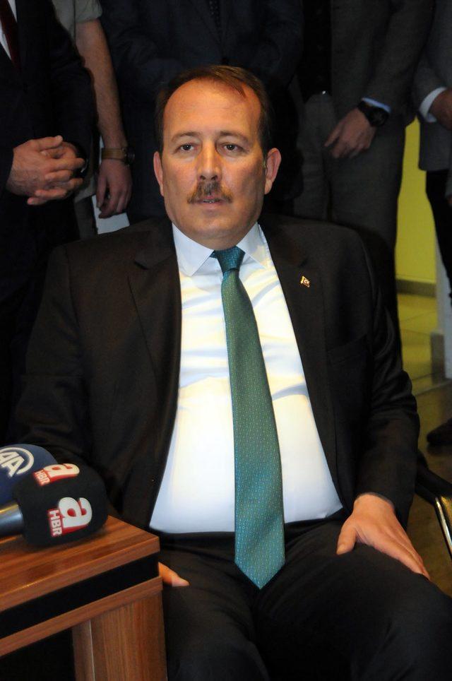 Ak Partili Karacan: Operasyon öncesi Türkiye bilgilendirildi