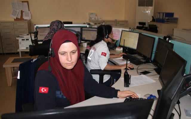 Afyonkarahisar'da 112'ye gelen çağrıların yüzde 55'i asılsız