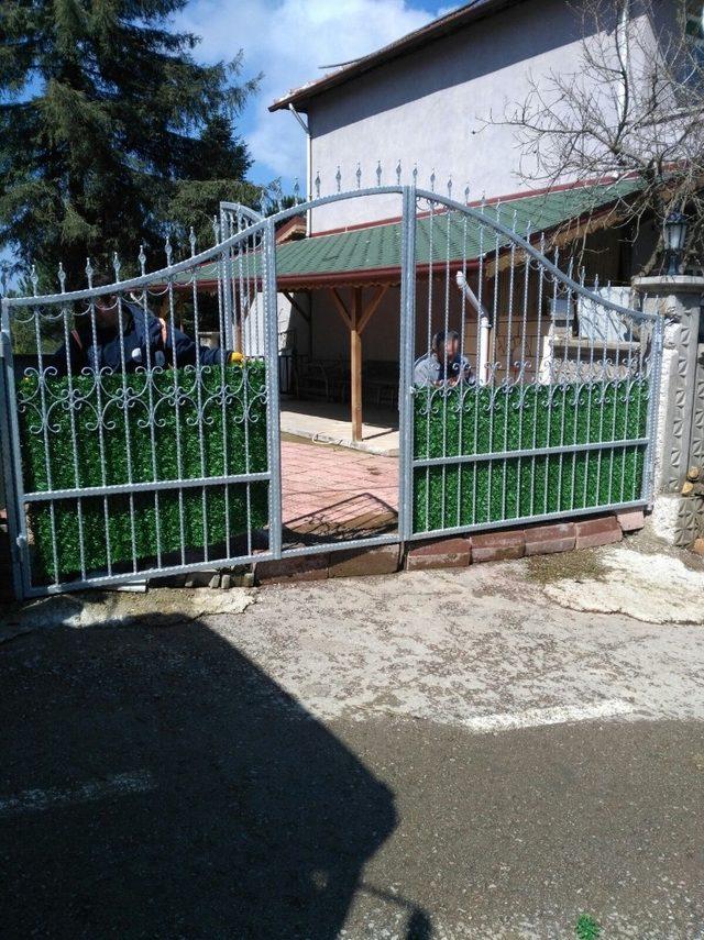 Kartepe Belediyesi'nden  Avluburun Camii'nde çevre düzenlemesi