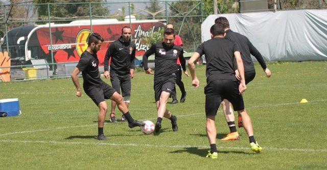 Eskişehirspor, Samsunspor hazırlıklarını tamamladı