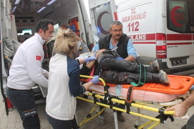 Güvercin kavgasında kan aktı: 2 yaralı
