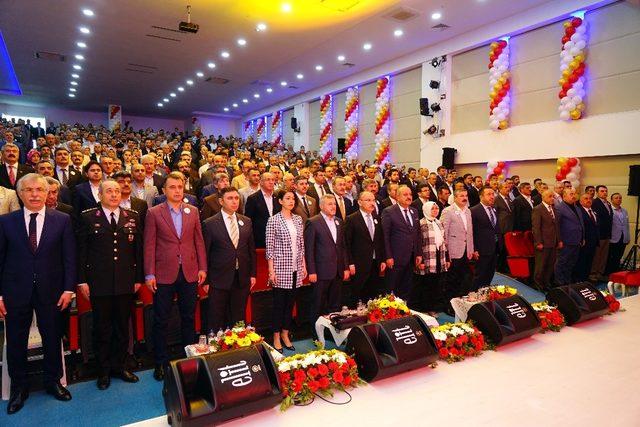 Kastamonu Belediyesi'nin 150. kuruluş yılı kutlandı