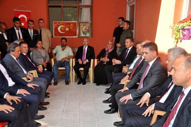 Kılıçdaroğlu: Kimyasal silah kullanmak insanlık suçudur (4)