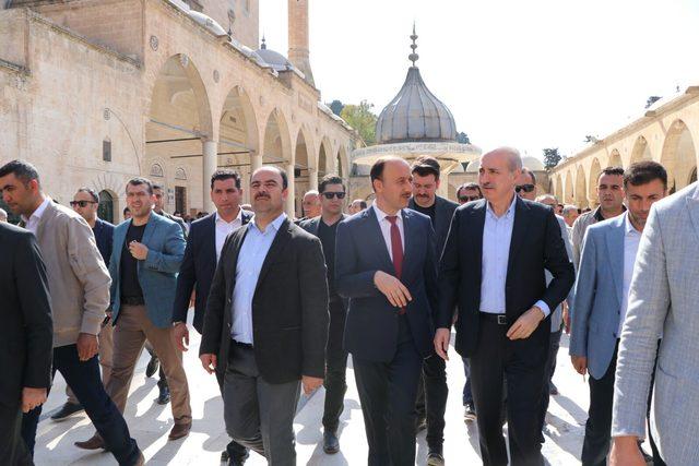 Kurtulmuş: Terör sona erdikçe turizm ve ekonomi yükseliyor (2)