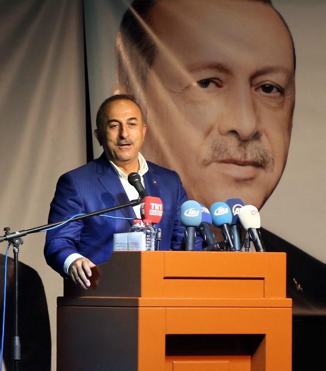 Çavuşoğlu: Müdahale, kimyasal silah kullanan rejime yönelikti (2)