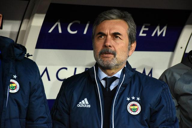 Demir Grup Sivasspor - Fenerbahçe: 1-2