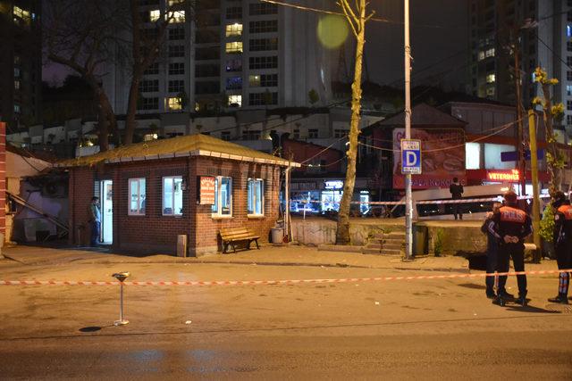 Sarıyer'de taksi durağını basan eski kahya dehşet saçtı: 2 yaralı