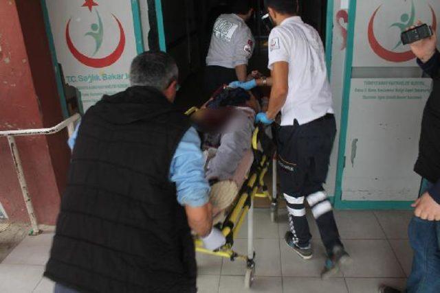 Güvercin kavgasında baba-oğlu yaralayıp kaçtı (2) - Yeniden
