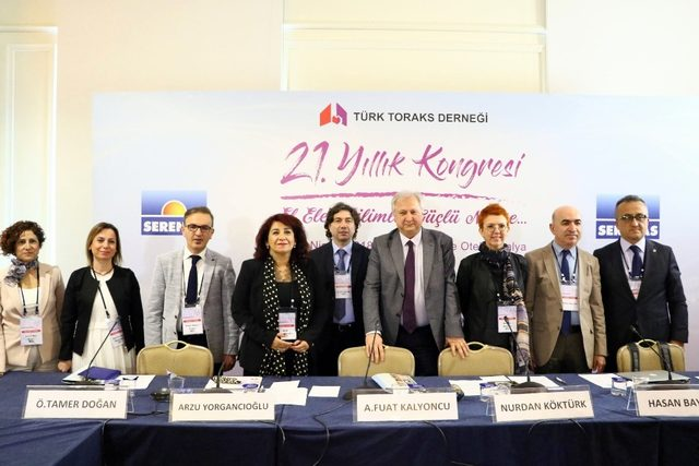 Türk Toraks Derneği Başkan Yardımcısı Yorgancıoğlu:
