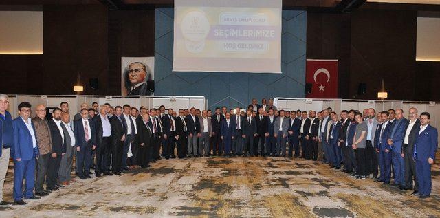 KSO'da meslek komiteleri ve meclis üyeleri seçimi tamamlandı