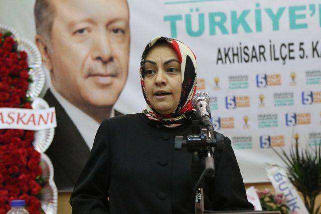 AK Parti Akhisar'da Ümit Ağarlı dönemi