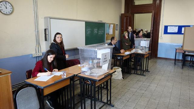 İstanbul Tabip Odası'nda seçim heyecanı (1)