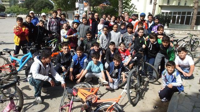 'Turizm Haftası' bisiklet turu ile başladı