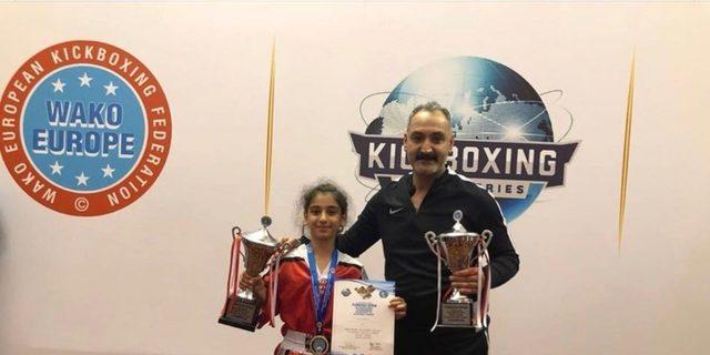 Diyarbakırlı kick boksçulardan 13 madalya
