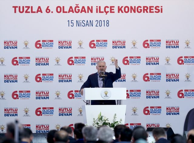 AK Parti Tuzla 6. Olağan İlçe Kongresi