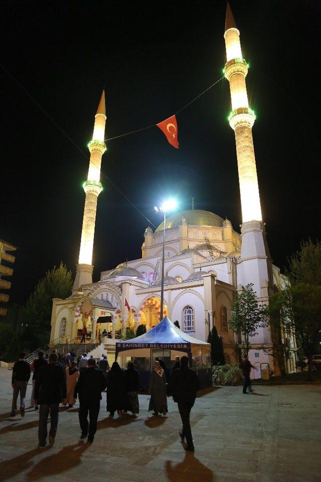 Osmanlı'nın Miraç Geleneği Şahinbey'de yaşatıldı