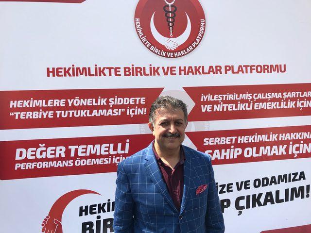 İstanbul Tabip Odası'nda seçim heyecanı (2)