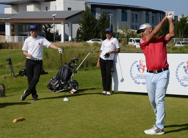 Türkiye Golf Turu 6'ncı ayağı tamamlandı