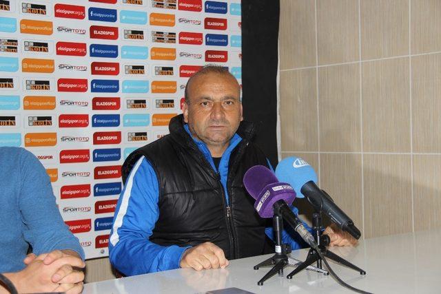 TY Elazığapor - Adana Demirspor maçının ardından