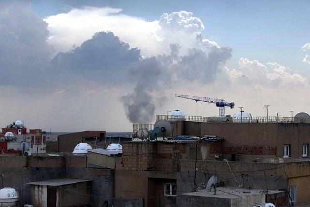 Nusaybin'de kontrollü patlama korkuttu