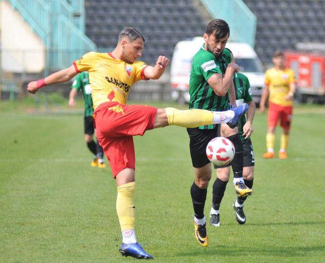 Kocaelispor - Kızılcabölükspor: 0-0