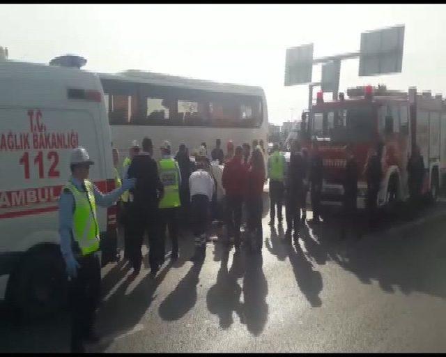 Kartal'da feci kaza; 4 ölü 1 yaralı-1