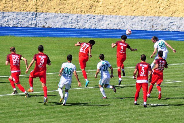 Osmaniyespor FK - Elaziz Belediyespor: 0-0
