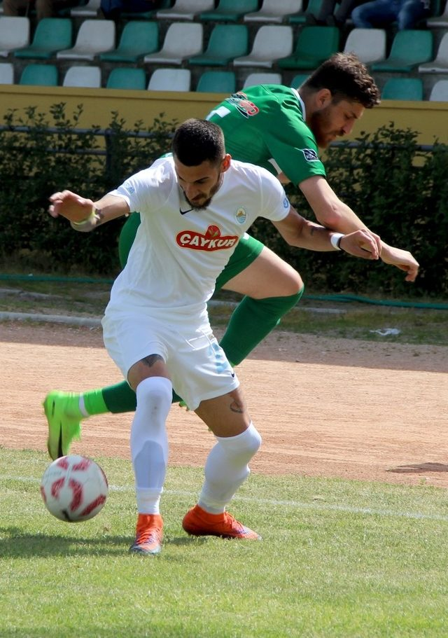 TFF 3. Lig: Muğlaspor:2  - Pazarspor: 1