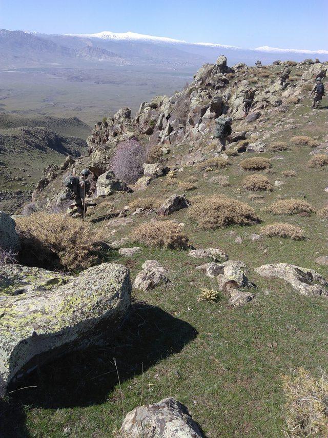 Ağrı'da 10 günde 15 PKK'lı terörist etkisiz hale getirildi