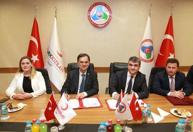 Gümrük ve Ticaret Bakanlığı insani yardımları destekleyecek