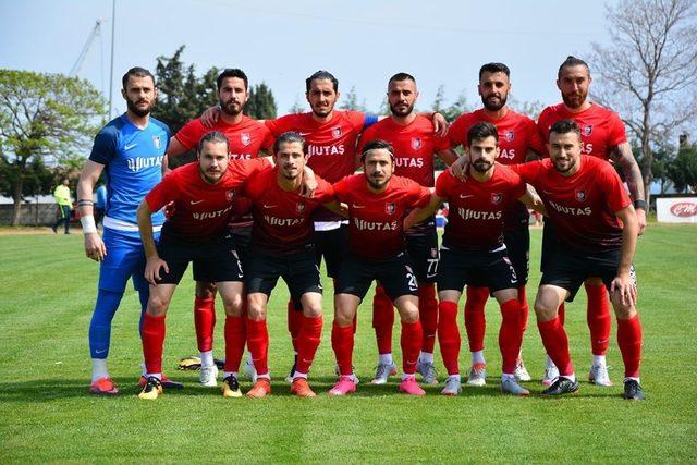 TFF 3. Lig Tekirdağspor:2 UTAŞ Uşakspor:2
