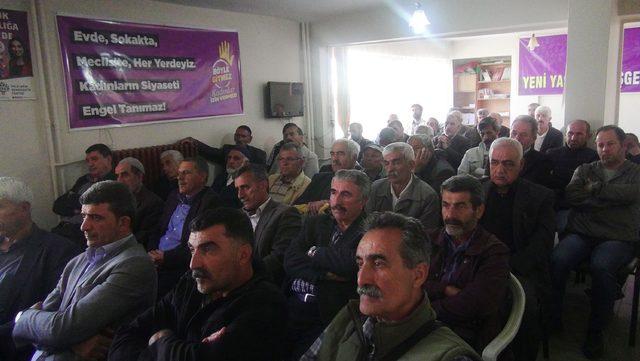 HDP'li Özsoy: Kürt meselesi askeri yöntemlerle çözülemez