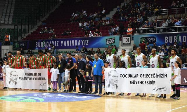 TOFAŞ - Pınar Karşıyaka: 94-75