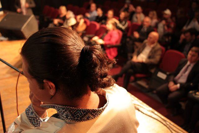 Kartal'da 'İşitme Engelliler Orkestrası' konser verdi