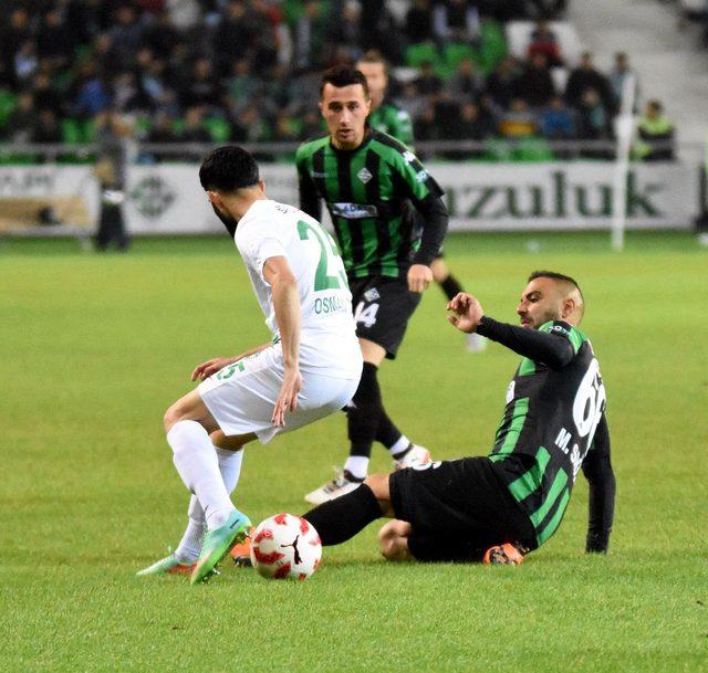 Sakaryaspor- SBS İnşaat Kırklarelispor: 3-1