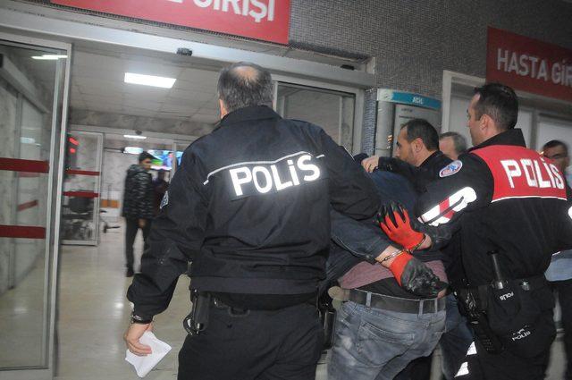 Cezaevi firarileri gasp ettikleri cip ile polis ve jandarmayı alarma geçirdi