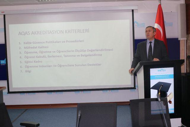 İstanbul Gelişim Üniversitesi'nden akreditasyon turu
