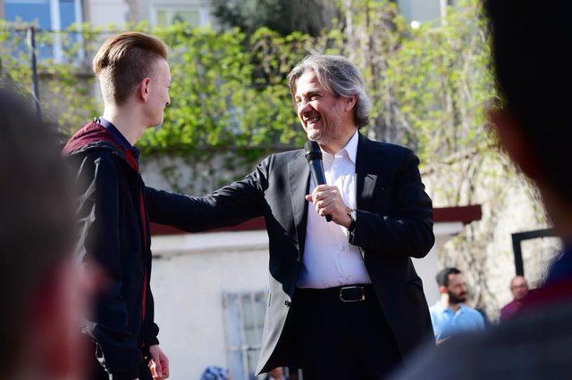 'Akademi Beyoğlu' açılıyor