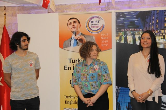 BEST CONTEST TURKEY 2018'de mutlu son
