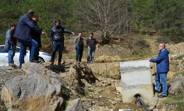 5 milyon liralık içme suyu yatırımı