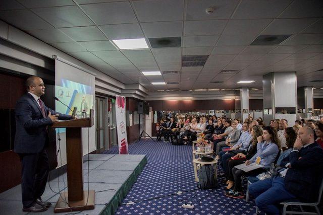 ABD Büyükelçiliği İngilizce Eğitim Ataşesi David Fay'dan İngilizce öğretmenlerine eğitim
