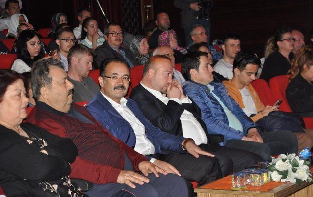 Aşıklar diyarı Uşak'ta türkü akşamı