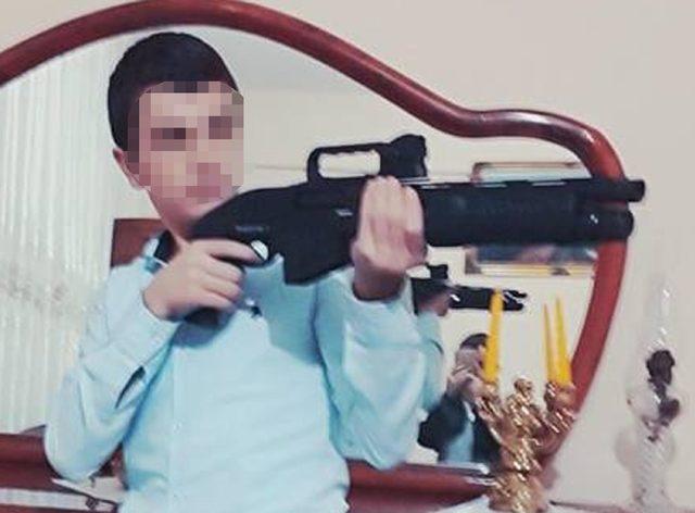 Arkadaşını öldürdüğü tüfeği internetten 400 TL'ye almış