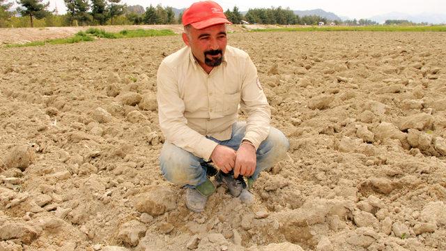 Çiftçiden öz eleştiri: Suyu bitmeyecek gibi kullandık