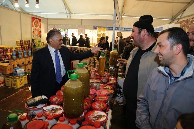 """Başkan Büyükkılıç: """"Kayseri Anadolu'da fuarcılığın merkezi olmuştur"""""""