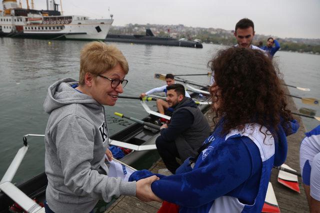 Haliç Dostluk Kupası'nı Kadir Has Üniversitesi kazandı
